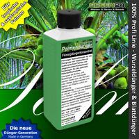 Palmendünger Profi NPK Dünger flüssig für Palmen Wurzeldünger + Blattdünger