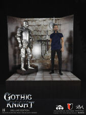 COOMODEL SERIES OF EMPIRES METAL Gothic Armour Knight Exclusive Ver, 1/6 Figure