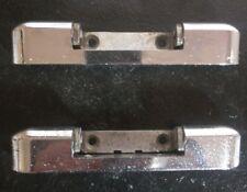 Vintage Nl (National Lock) Co. Freezer / Cooler Chrome Hinge Lot of 2 53-8426-2
