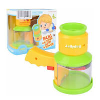 Bug Catcher and Viewer Kids Insect Magnifier Backyard Exploration Science Toys