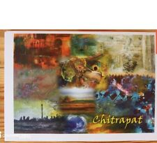 Chitrapat Handmade Water Color Paper Block 270 GSM MATTE (A4) 25 sheets