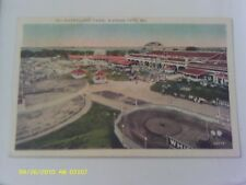 SCARCE 1920s POSTCARD FAIRYLAND AMUSEMENT PARK FERRIS WHEEL KANSAS CITY MISSOURI