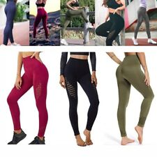 Women's Yoga Pants Running Training Fitness Stretch Leggings Activewear Push Up