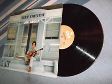 Joe Dassin Blue country LP Album  Canada pressing=French record