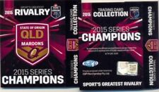 State of Origin 2015 Season NRL & Rugby League Trading Cards
