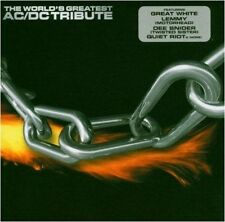 V/A - The World's Greatest AC/DC Tribute CD