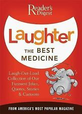NEW Reader's Digest Book: Laughter, the Best Medicine  Softcover