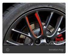 Felgensticker f. BMW MINI COOPER S One Works GP R55 R56 Cross Spoke R112 JCW