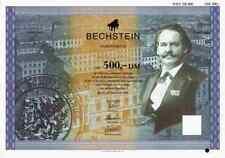 C. Bechstein Pianoforte AG 1996 Berlin Dekorativ Bundesdruckerei 500 DM Klassik