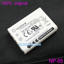 Genuine original Fujifilm NP-95 Battery For X100S X30 X100T F31fd Ricoh DB-90