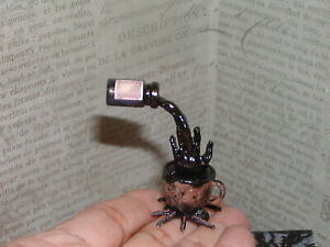 Dollhouse Miniatures Halloween Conjuring Witch Spell #2