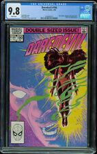 Daredevil (1st Series) #190 1983 CGC 9.8 Frank Miller