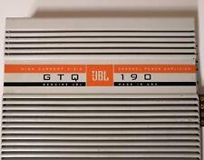 JBL High End Cat HiFi, Verstärker, Endstufe GTQ 190