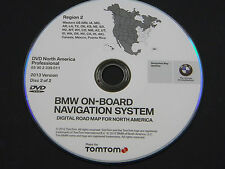 BMW NAVIGATION NAV DVD ROM TOMTOM OEM 65902339011 2013 DISC 2 OF 2