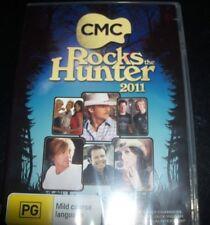 CMC The Rock Hunter 2011 (PAL All Region) (John Williamson) DVD – New