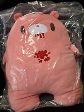 "Toreba Chax GP Big Size Gloomy Squishy Plush Bear Taito 19"" New Version A bloody"