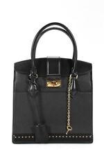 Louis Vuitton Womens 2017 Cour Marly PM Handbag Black Gold Tone Leather