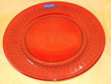 V&B VILLEROY & BOCH - BOSTON COLOURED - Speiseteller flacher Teller red  d=27cm