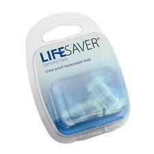 Lifesaver Bottle Chew Proof Replacement Teat Nozzle 2PK