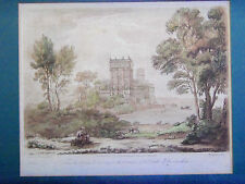 1776 Etching Mezzotint Claude Lorrain Richard Earlom John Boydell British