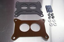 Fits 2300 Holley Carb Riser Phenolic Insulator Spacer Fits Ford Mustang 289 1/4