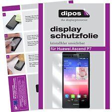 2x dipos Huawei Ascend P7 Film de protection d'écran protecteur cristal clair