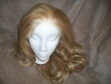 O-Zone, Long, Blonde, Lace-Front Wig. Beautiful!