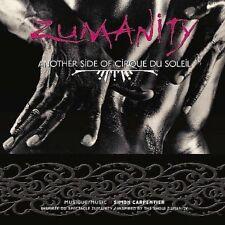 ZUMANITY (ANOTHER SIDE OF CIRQUE DU SOLEIL) by Cirque du Soleil (CD, Mar-2005)
