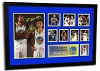 NEW KEVIN DURANT & STEPHEN CURRY GOLDEN STATE WARRIORS SIGNED FRAMED MEMORABILIA