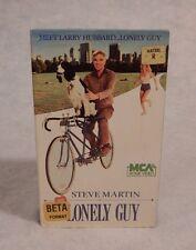 Betamax Beta   LONELY GUY  1983  Steve Martin