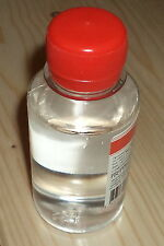 Pure Silicone Oil 100cps ~10wt top quality, defence grade, 100ml, shocks/diff