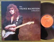 YNGWIE MALMSTEEN, THE YNGWIE MALMSTEEN COLLECTION, LP 1991 HOLLAND 1ST PR EX+/NM