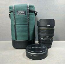 Sigma EX DG Aspherical DF 15-30mm f/3.5-4.5 DF DG EX ASP Lens For Canon