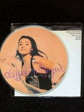 "Dannii Minogue - Jump To The Beat 7"" Vinyl Limited Edition Picture Disc (1991)"