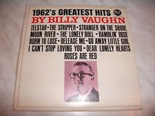 BILLY VAUGHN RARO 45 GIRI  1962'S GREATEST HITS STAMPA AMERICANA