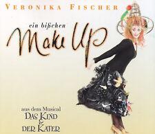 VERONIKA FISCHER - MAXI-CD - Ein bißchen Make Up /Musical:DAS KIND & DER KATER