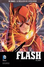 BD DC Comics Le Meilleur des Super Heros Eaglemoss N° 10 Flash De l'Avant