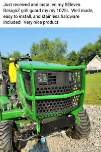 John Deere Grill Guard Grille Brush Guard 1025R 1023E 1026R
