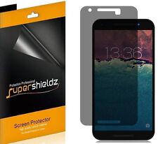2X Supershieldz Privacy (Anti-Spy) Screen Protector For LG (Google) Nexus 5X