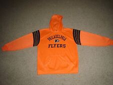 Philadelphia Flyers My NHL Hockey Apparel Orange Youth Hoodie Size XL 16/18 EUC