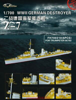Hunter W70109c 1//700 HMS Malaya 1943 Wooden Deck For Trumpeter 05799