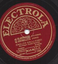 Amelita Galli-Curci Sopran + Homer Samuels am Flügel : Russian Nightingale Song