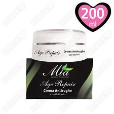 Crema Viso Antirughe con Retinolo e Vitamine Antiossidanti - 50 ml