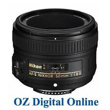 New Nikon AF-S Nikkor 50mm f/1.8G Lens 50 mm F1.8G 1 Yr Au Wty
