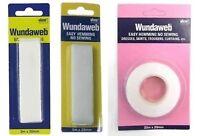 Strong Iron Wundaweb Hemming Web Wonderweb Hem No Sewing Fabric Tape 20mm Extra