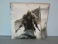 Game Informer Magazine  Issue 228 April 2012 Assssin's Creed 3 Cover 1 of 2