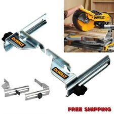 DEWALT Miter Saw Crown Molding Stops Blocks Tool Cutting Power Tool Attachment