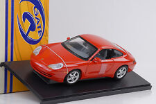 2001 porsche 911 996 Carrera Coupé rouge 1:18 Gate Gateway