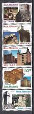 SAN MARINO 1999 L'architettura del Montefeltro cmpl 5 v. **