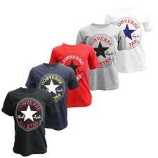 T-shirts, débardeurs et chemises Converse pour garçon de 2 à 16 ans en 100% coton